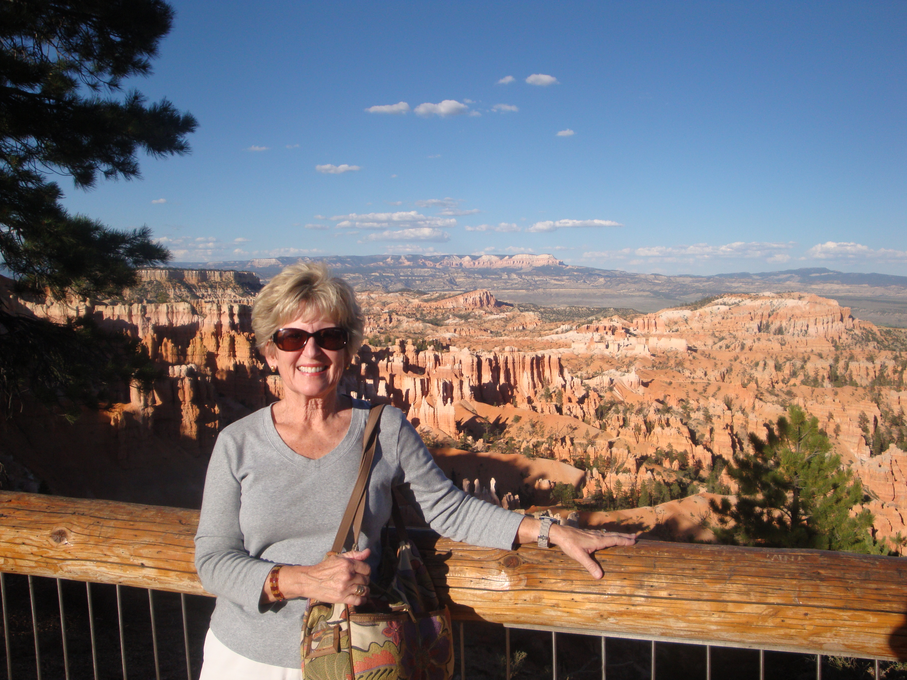 bryce canyon our arrival travels with will and ginny. Black Bedroom Furniture Sets. Home Design Ideas